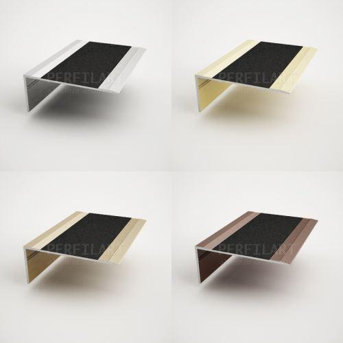 Perfiles de aluminio perfiles anodizados for Fabrica escaleras aluminio